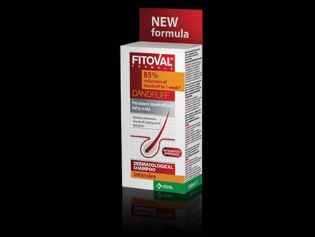 Fitoval-Intensive dermatological shampoo