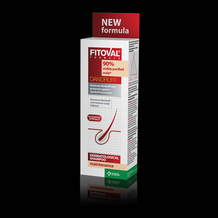 Fitoval - Maintenance dematological shampoo