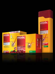Fitoval - anti hair loss products